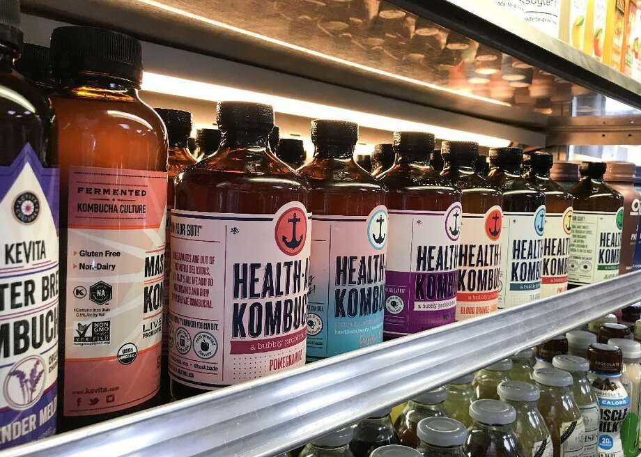 Is kombucha actually good for you? The science is undetermined so far. Photo: KENA BETANCUR // Getty Images