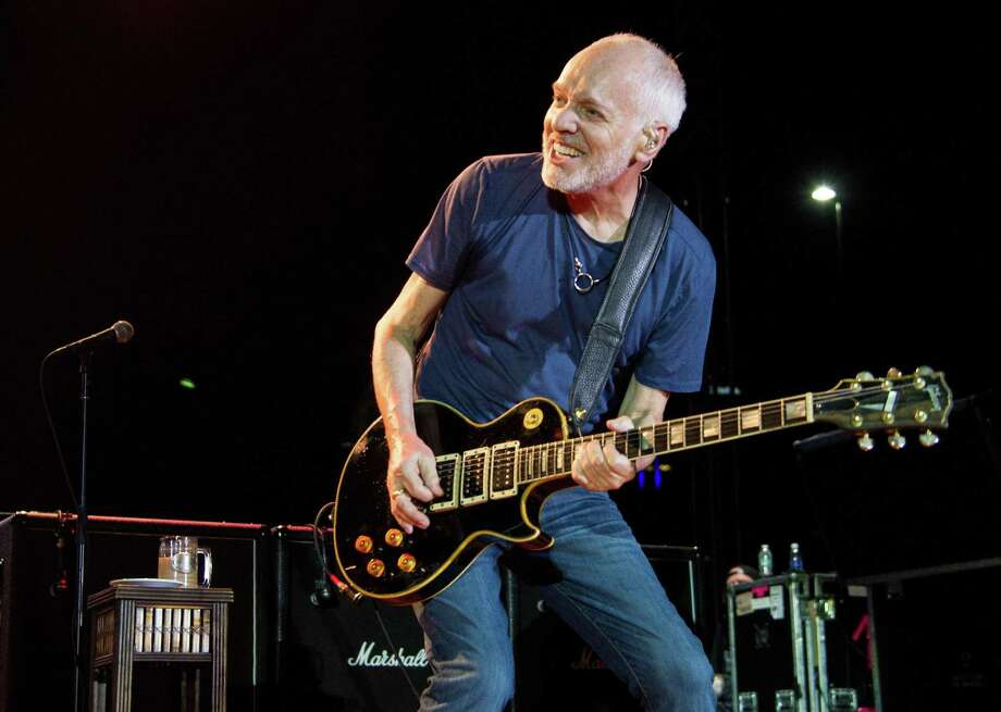 Peter Frampton Photo: Mohegan Sun, Contract Photographer / Contributed Photo / ©2014 Amy Nichole Harris