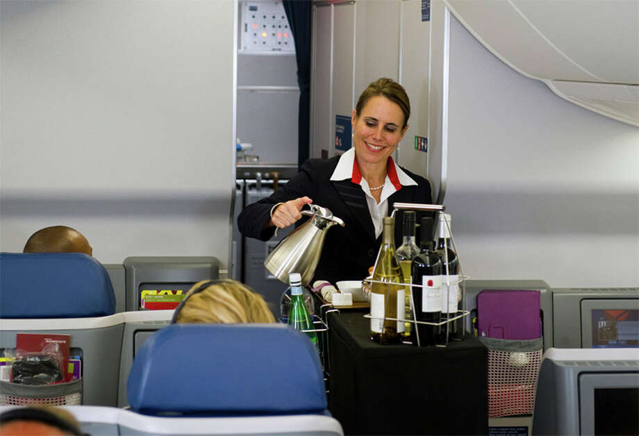 Researchers suggest passengers should never drink in-flight coffee on any carrier. Photo: Delta
