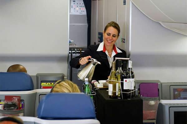 Researchers suggest passengers should never drink in-flight coffee on any carrier.