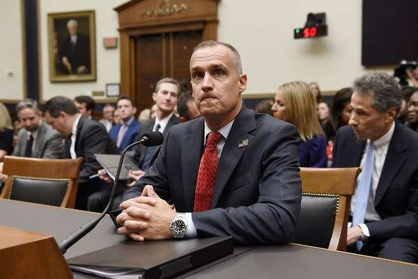 President Donald Trump's former campaign manager, Corey Lewandowski, arrives to testify before the House Judiciary Committee as part of a congressional investigation of the Trump presidency on September 17, 2019 in Washington, DC. (Photo by Olivier Douliery / AFP)OLIVIER DOULIERY/AFP/Getty Images