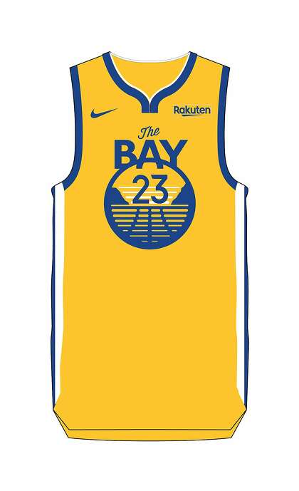 sports shoes c7257 5e92c Warriors to wear 'San Francisco' across the chest; see their ...