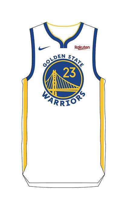 sports shoes df711 e28fd Warriors to wear 'San Francisco' across the chest; see their ...