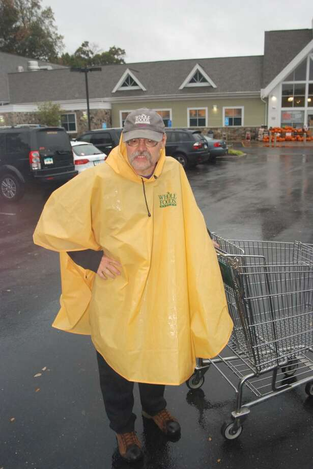 Charlie Sherman at Whole Foods Photo: Star Inc.