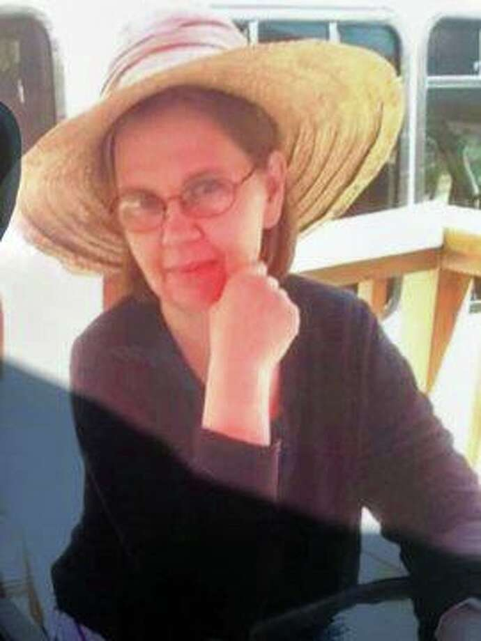 Missing is Celesta Ulle, who police say is 55-years-old. Police said she stands about 5 feet 4 inches tall and weighs around 170 pounds. She has brown shoulder-length hair and wears round, gold glasses and a white watch. Photo: Contributed Photo / Middletown Police Department