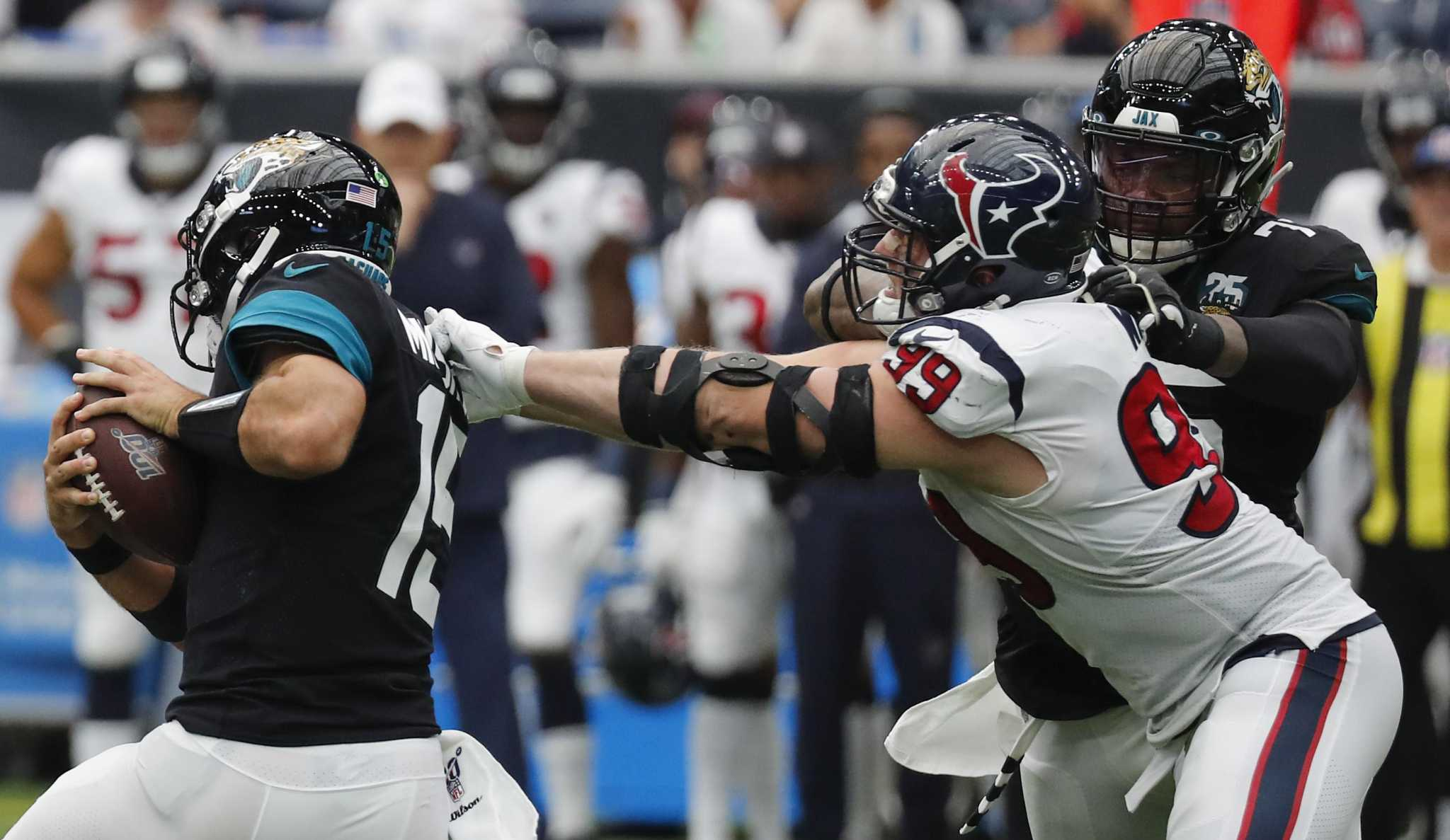 McClain: Chargers game a key to good run for Texans