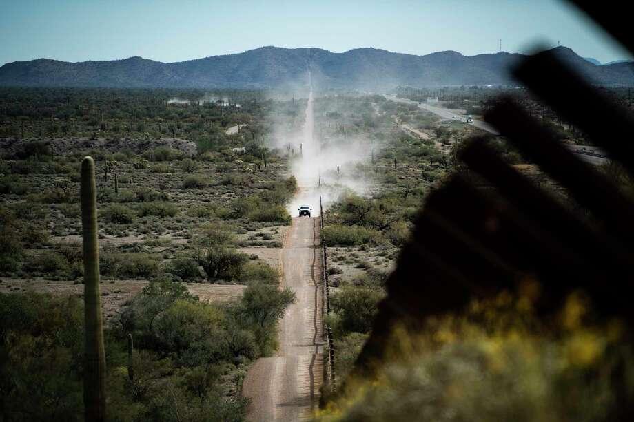 Border fence construction could destroy archaeological sites, Park Service finds