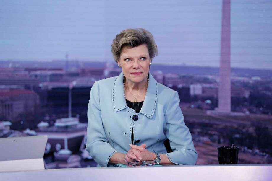 Cokie Roberts was both reporter and commentator and was widely respected by fellow journalists and by those she covered. Photo: Heidi Gutman / Walt Disney Television Via Getty Images / © 2017 American Broadcasting Companies, Inc. All rights reserved.