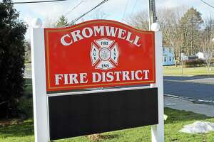 Cromwell Fire Department.