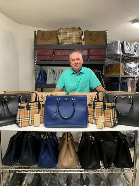 Poshmark super seller Shannon Jean says he'll make about $400,000 this year selling overstock and slightly defective luxury handbags.