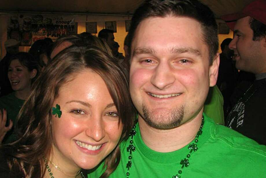 Were you seen at 2008 Albany's St. Patrick's Day parade? Photo: Kristi L. Gustafson