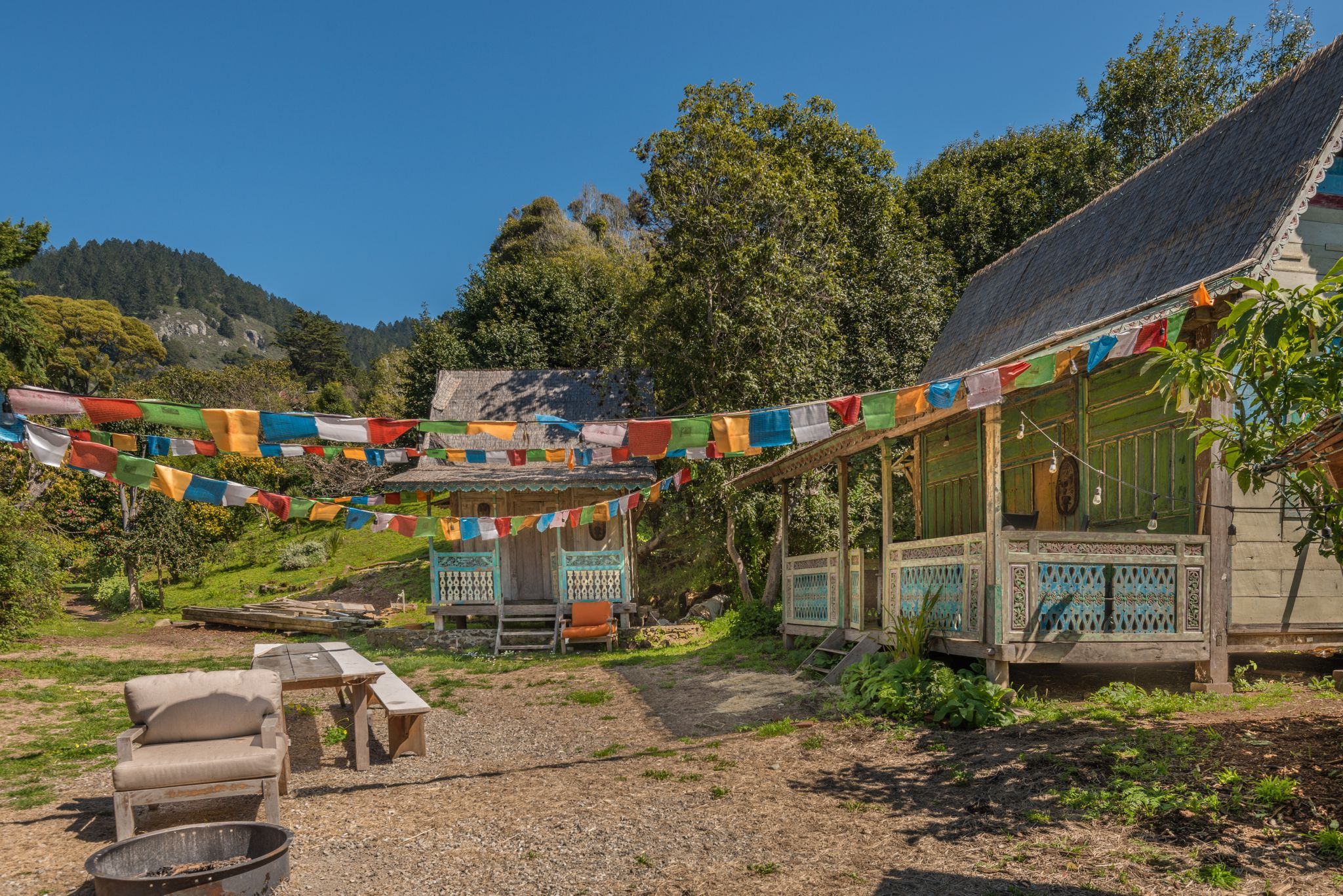 Historic Stinson Beach compound where Steinbeck and Capone stayed is back on the market