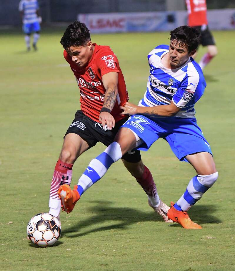 The Laredo Heat will host the Fort Worth Vaqueros on May 15 in their season opener. Photo: Cuate Santos /Laredo Morning Times File / Laredo Morning Times