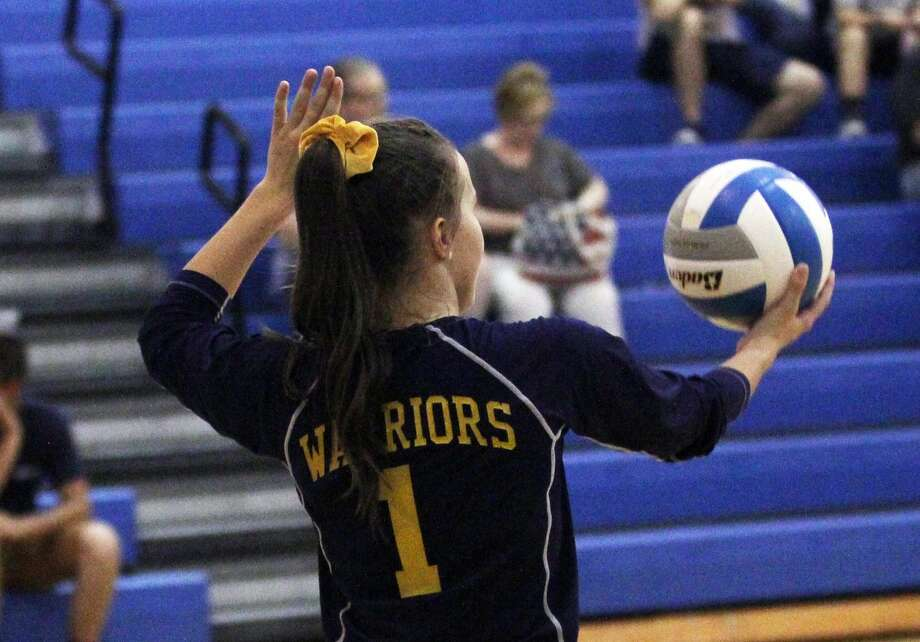 The North Huron Warriors dropped a road match in Dryden on Tuesday night. Photo: Mark Birdsall/Huron Daily Tribune