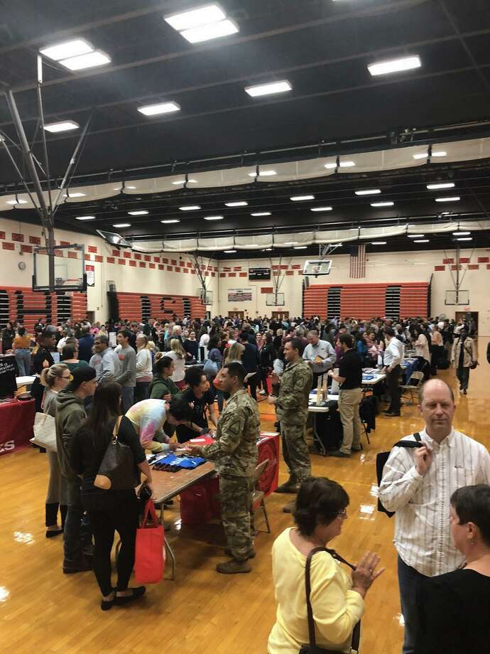 Shelton High School will be hosting its annual financial aid night combined with its college fair on Monday, Sept. 23. Photo: Contributed Photo / Connecticut Post