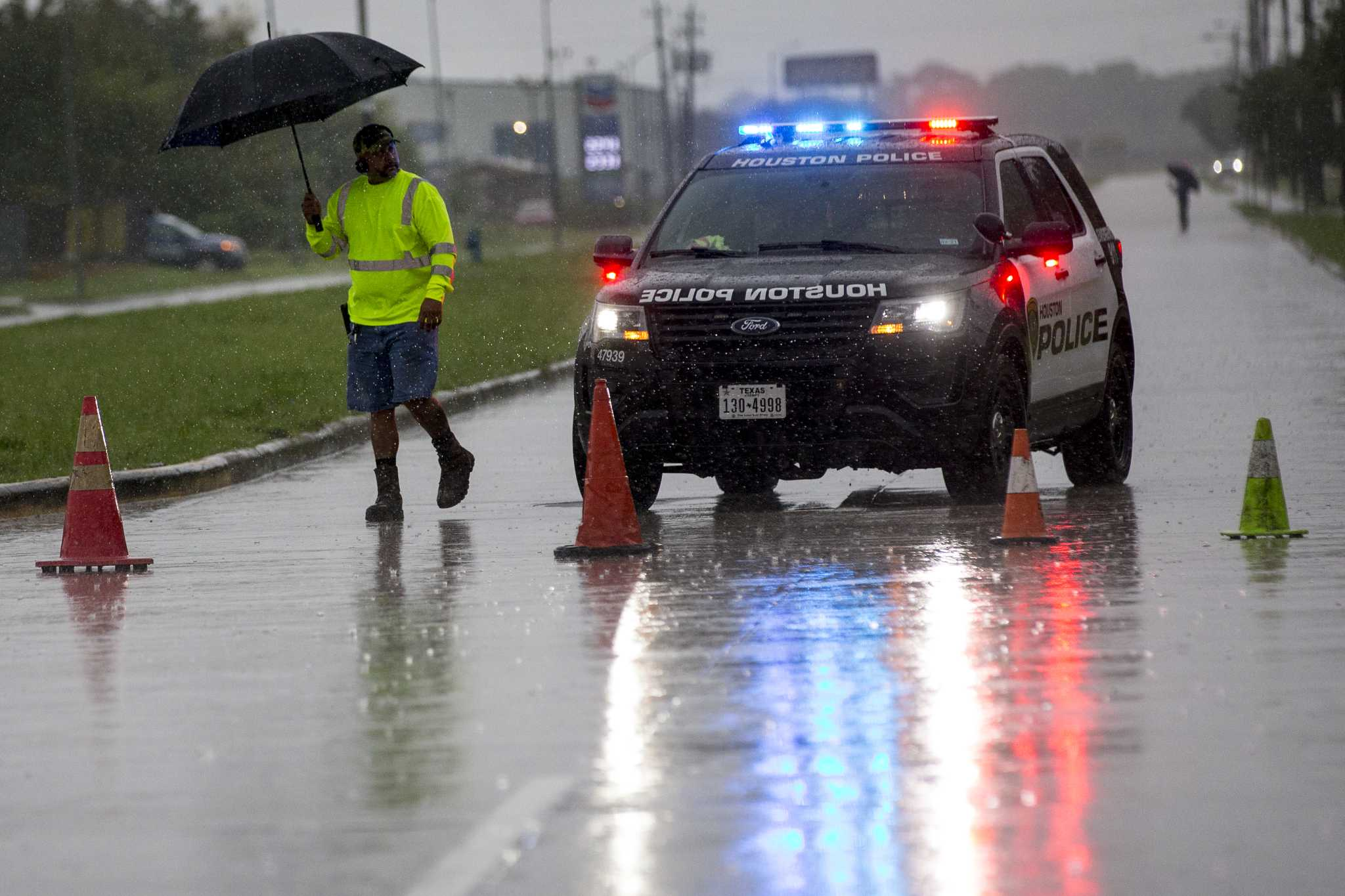 Houston Bush airport reopens after Imelda forces closure