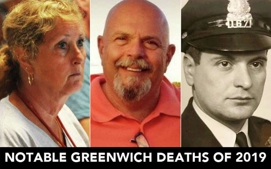 Continue ahead for a look at some of the people we lost in Greenwich in 2019. Photo: Contributed