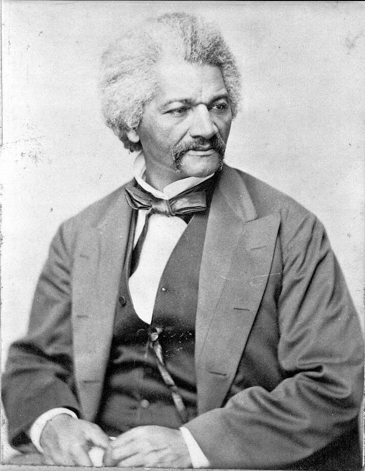 A photo of Frederick Douglass. Photo: Library Of Congress. / The Washington Post