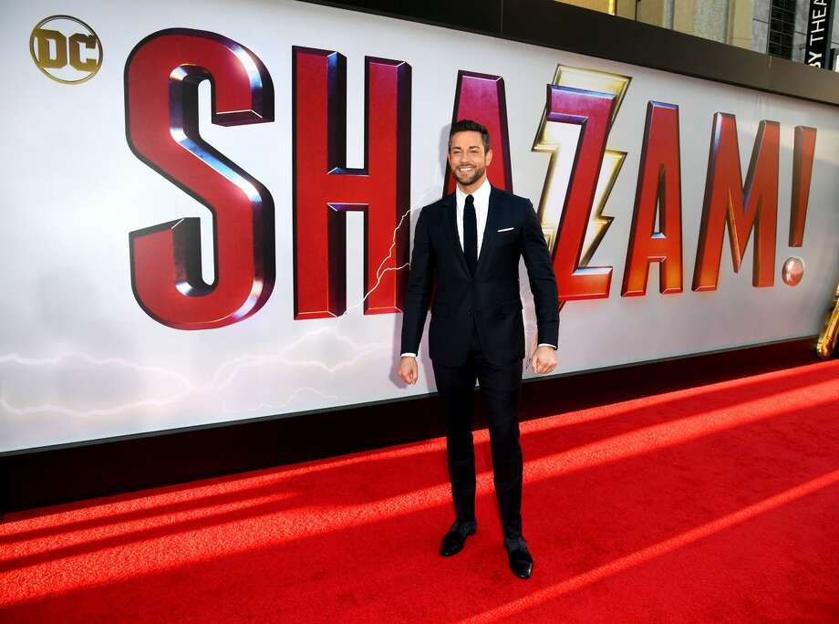 """Shazam!"" star Zachary Levi will be at the Celebrity Fan Fest's Preview Con from Oct. 26-27 at the Freeman Expo Hall in San Antonio. Photo: Kevin Winter/Getty Images"