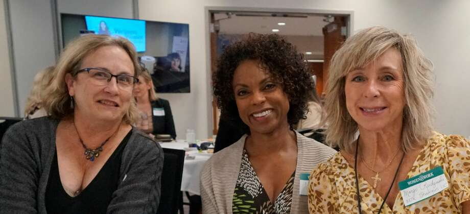 Were you Seen at Wellness for Women event at the Hearst Media Center on Tuesday, Sept. 17, 2019? Photo: Patti Hart