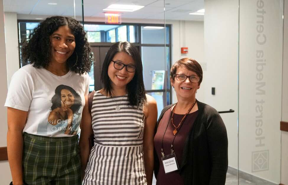 Were you Seen at Wellness for Women event at the Hearst Media Center on Tuesday, Sept. 17, 2019?