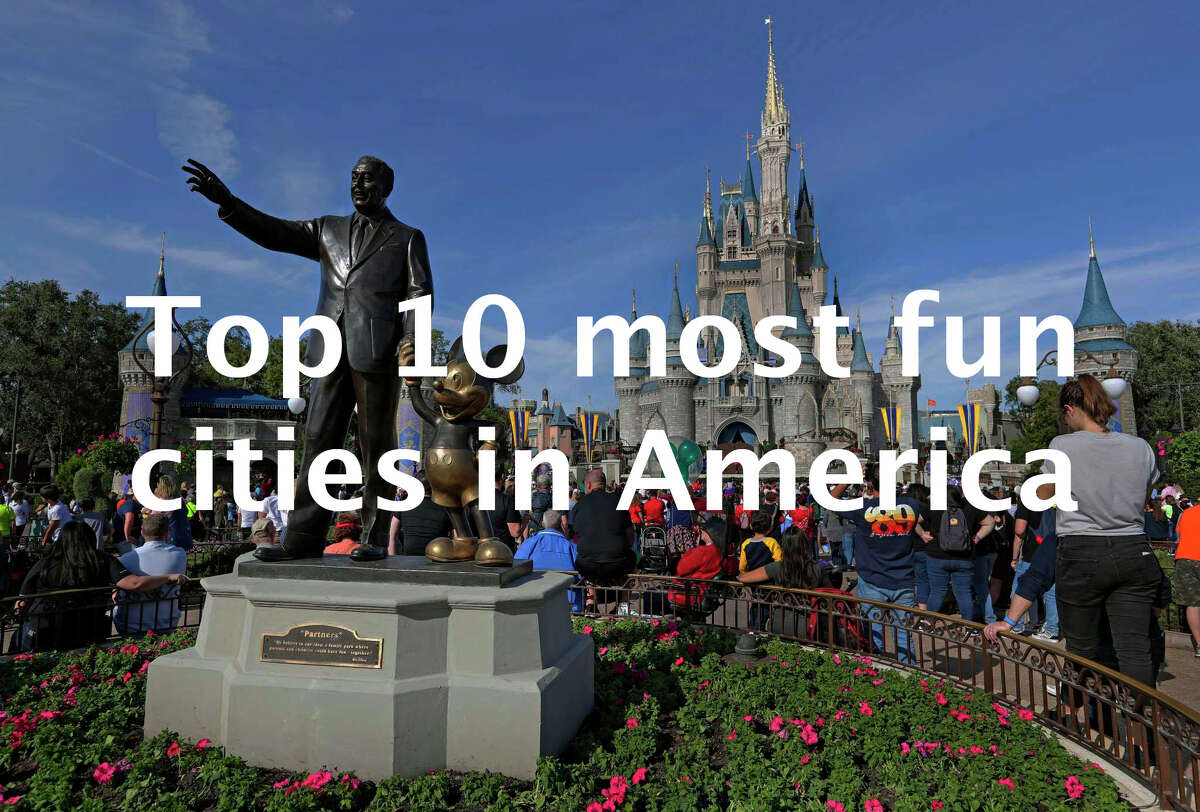 >> Click through the slideshow to see the top 10 cities in America where you can have the most fun.