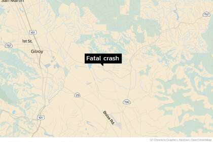 Driver dies in Gilroy head-on collision