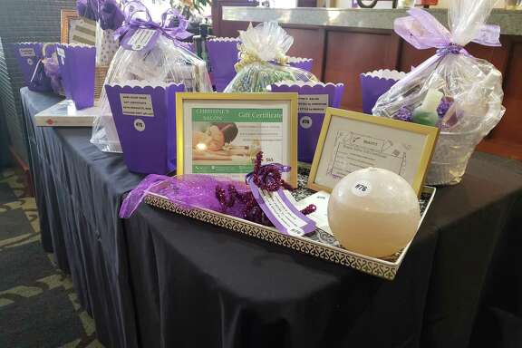 Family Time Crisis and Counseling Center will hold the 8th annual Purple Ribbon Luncheon on Oct. 11 at 10:30 a.m. at the Kingwood Country Club to help raise funds to build a new shelter.