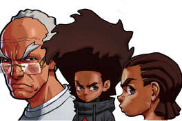 """Aaron McGruder's """"The Boondocks"""" is returning to your screen."""