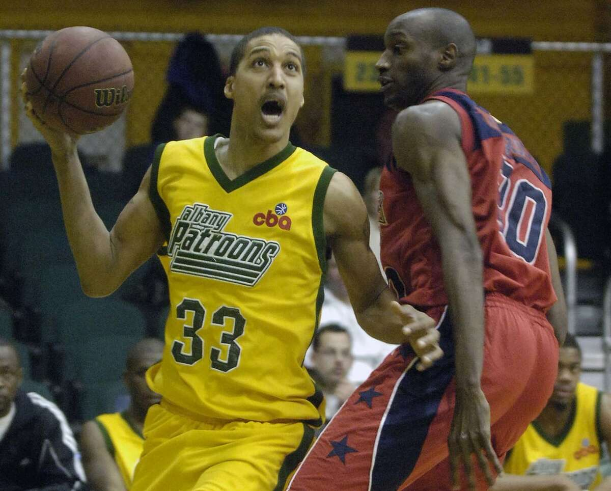 Jamario Moon played for the Albany Patroons from 2005-07 and again from 2017-18.