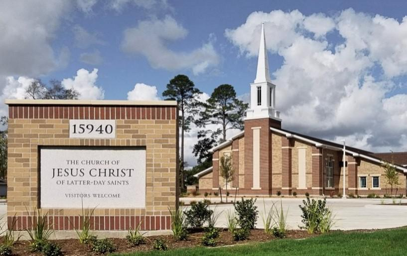 Latter-Day Saints open new church in The Woodlands