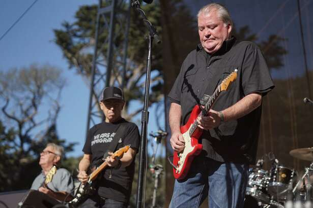 Los Lobos performs at Hardly Strictly Bluegrass in San Francisco, Calif. on Saturday, Oct. 6, 2018