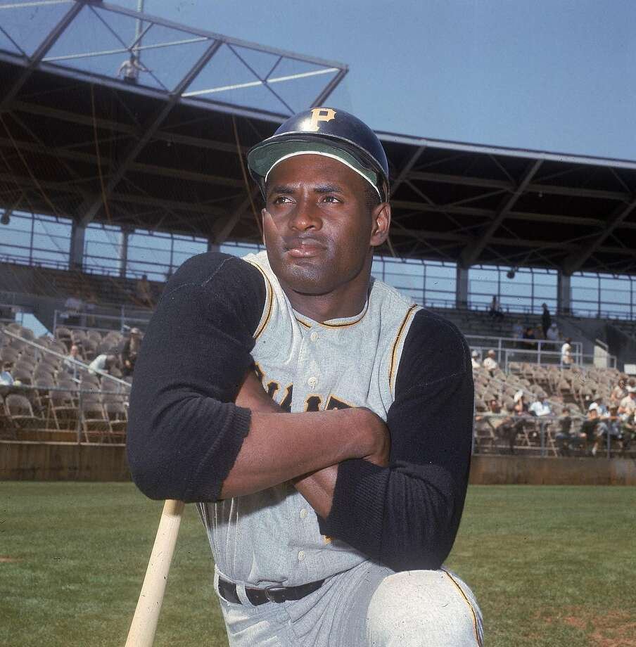 Pittsburgh Pirates' outfielder Roberto Clemente is seen, March 1968. (AP Photo) Photo: Anonymous / ASSOCIATED PRESS
