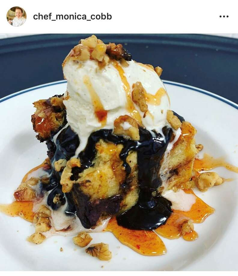 Monica Cobb is known for the desserts served at Monica's. Photo: Courtesy Photo / Courtesy Photo