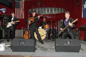 photo of honky tonk band the Wagoneers