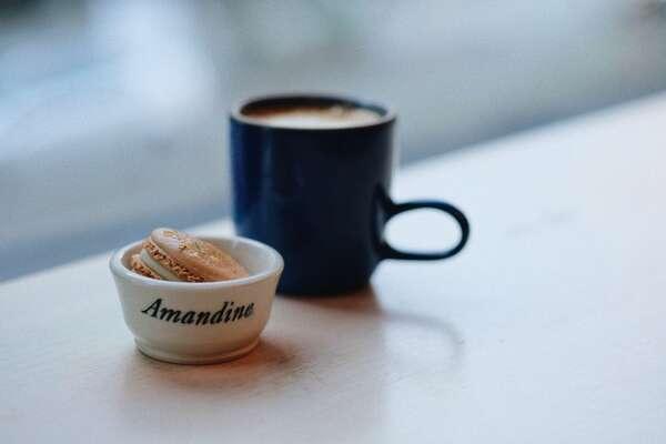 Amandine Bakeshop--Pike/Pine (macarons and coffee)