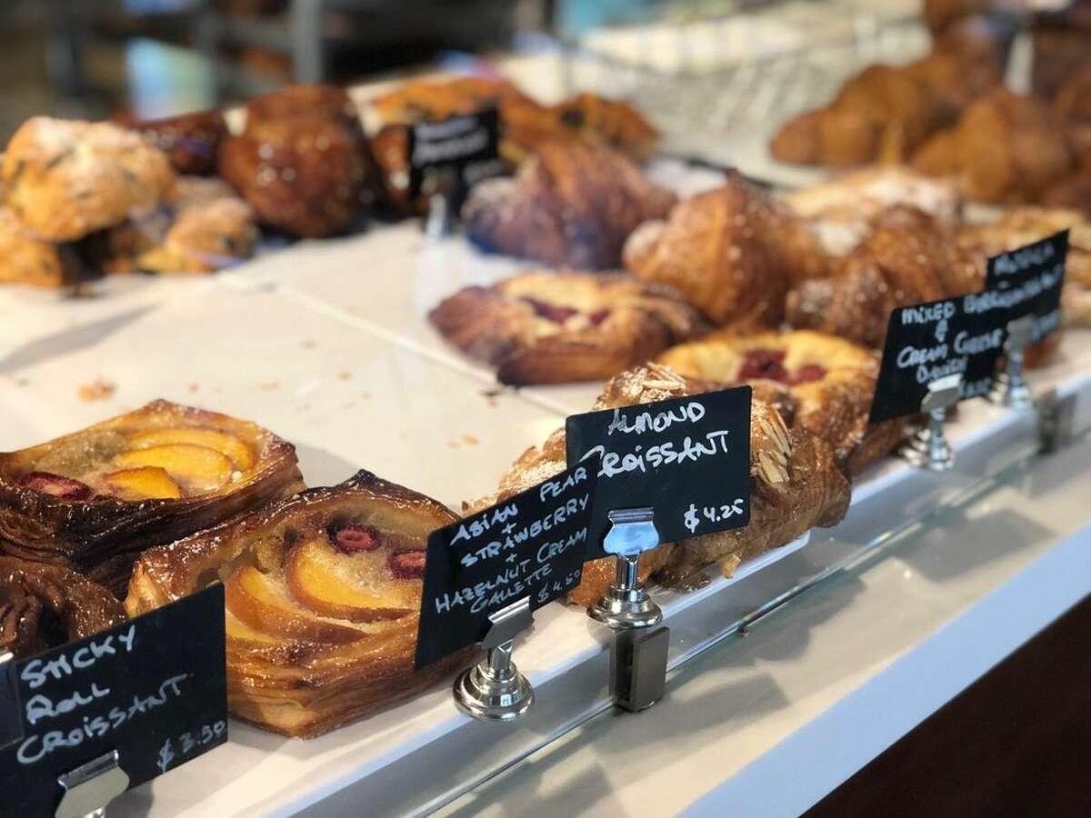 Celine Patisserie--Phinney Ridge (plain croissants, croissant muffin