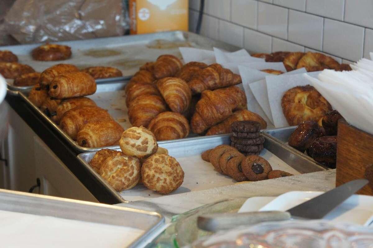 Coyle's Bakeshop--Greenwood (croissant/pretzel