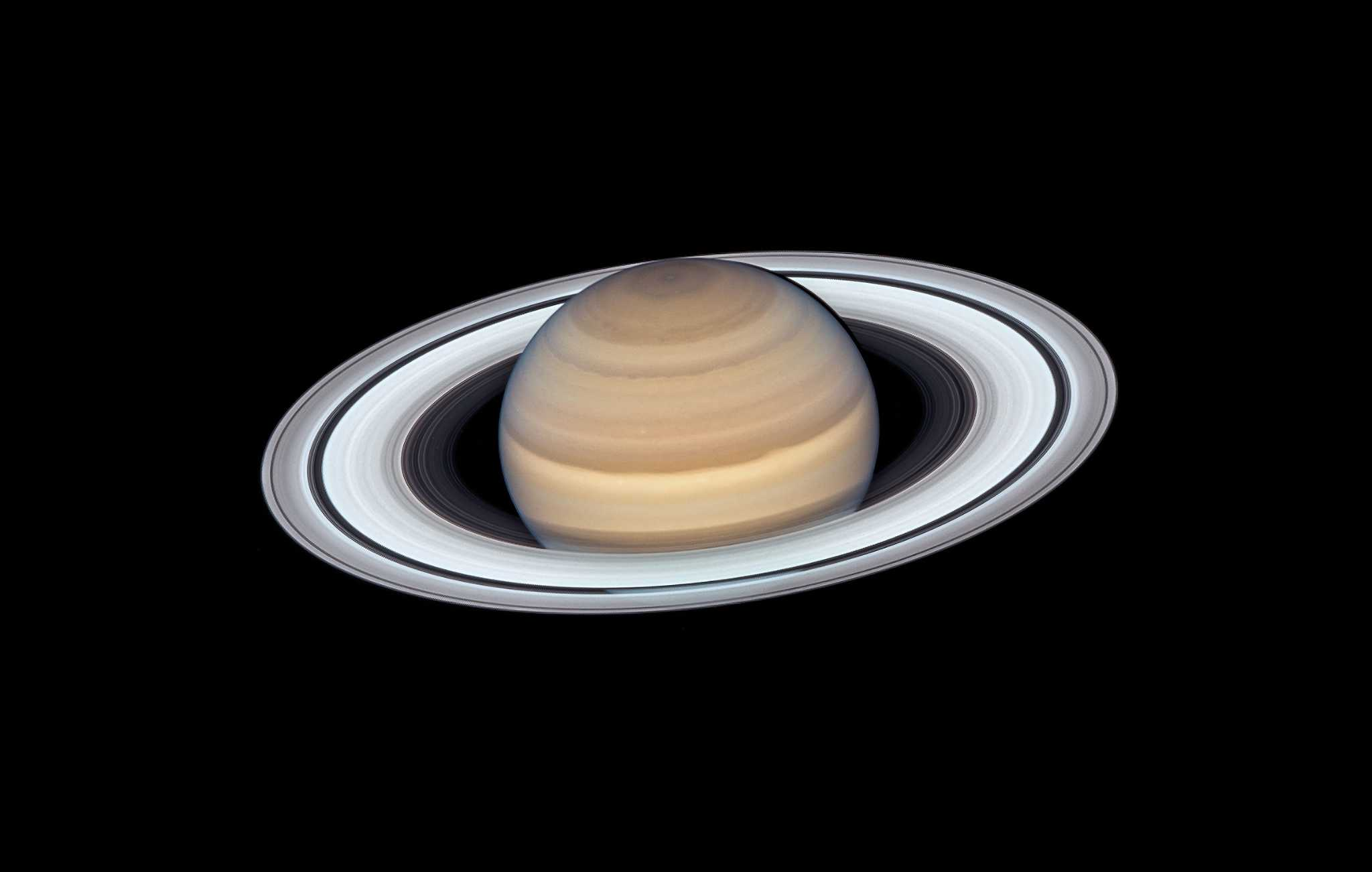 SwRI researcher: Saturn's rings are still billions of years old