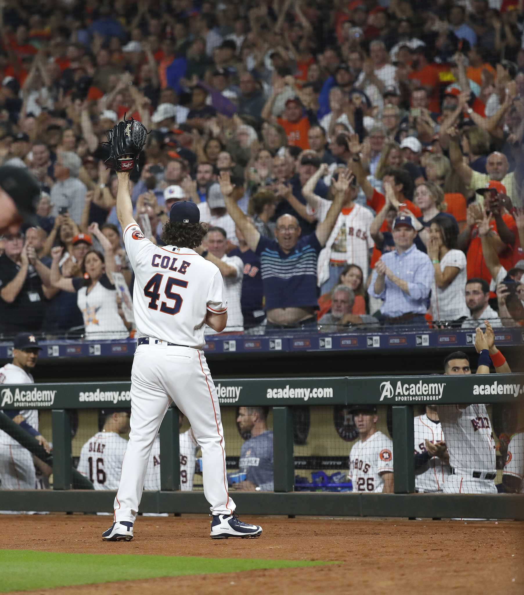 quality design e7c37 dba52 Smith: 100 is Astros' new magic number - HoustonChronicle.com