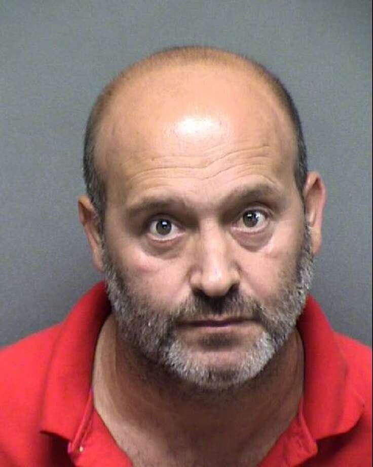 Abdalkarim Abdalaziz, 44, is charged with terroristic threat. His bail is set at $25,000. Photo: Courtesy Bexar County Sheriff's Office
