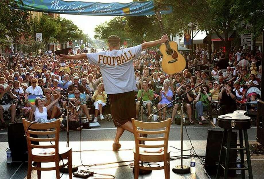 Jeff Daniels. Robert Barclay(Photo provided/CMU)
