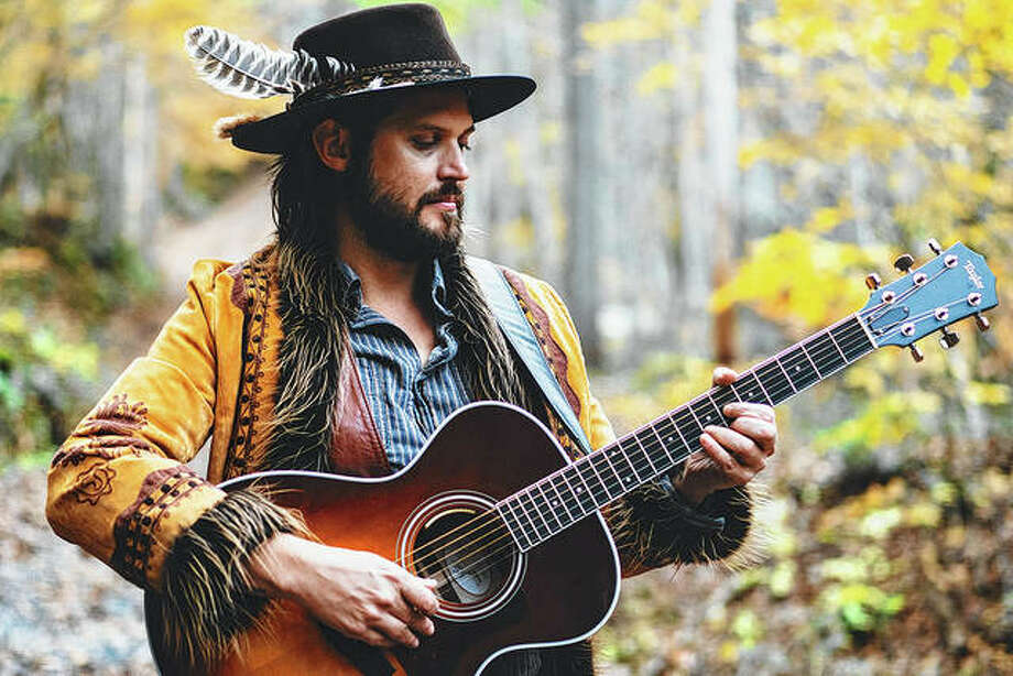 Fiddler-guitarist-banjo player Chance McCoy will be the headlining act Saturday for the sixth annual SamJam Music and Brewfest at Macoupin County Fairgrounds in Carlinville. Photo: Handout Photo