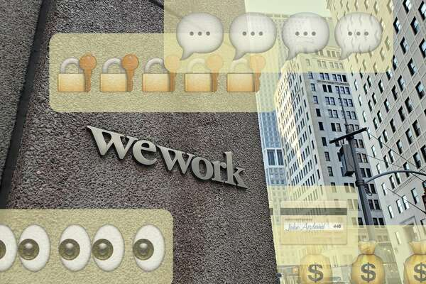 WeWork's open Wi-Fi network has left sensitive files and emails exposed to anyone who is on the same network without a VPN.