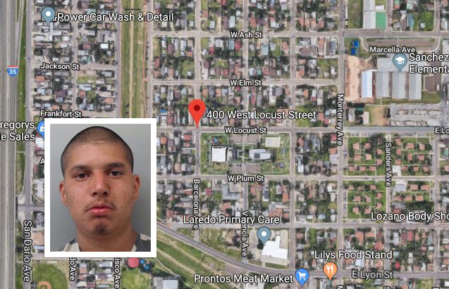 19-year-old man charged with assault of Laredo officer