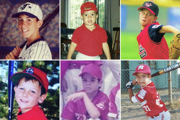 PHOTOS: Astros players when they were kids We pulled photos of Astros players when they were just aspiring ballplayers. See if you can pick out each Astros player just by looking at their childhood photos ...
