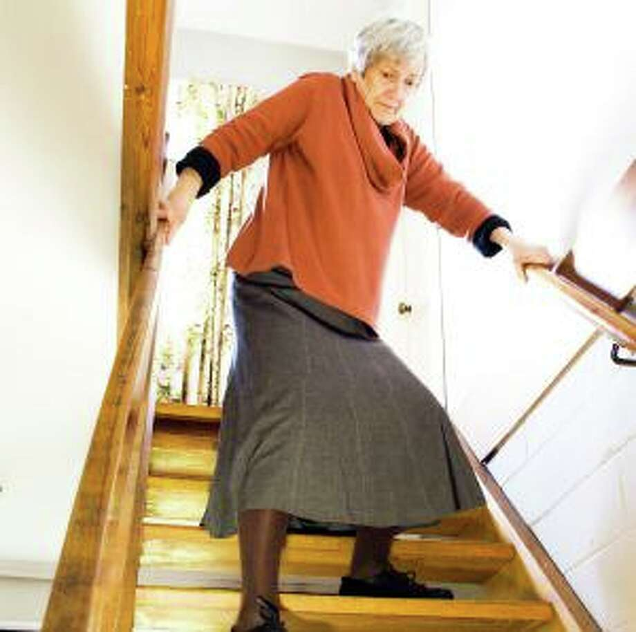 Griffin Health and the Naugatuck Valley Health District will host a free fall prevention event from 4:30-6 p.m. on Tues., Sept. 24 at Griffin Hospital in Derby. Photo: Contributed Photo.