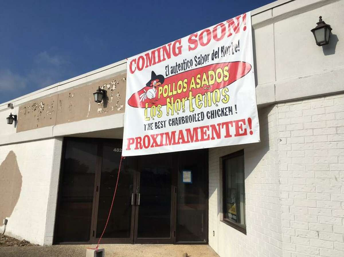 Pollos Asados Los Norteños is expanding to a second location near the Rackspace campus on the Northeast Side at 4822 Walzem Road.