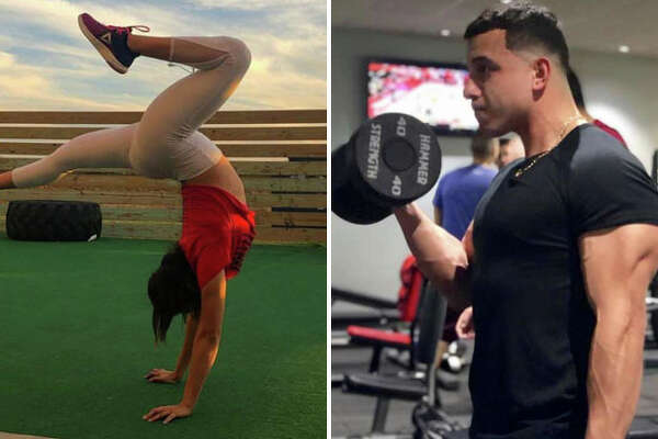 Click through the gallery to see Laredoans staying healthy & active around the Gateway City.