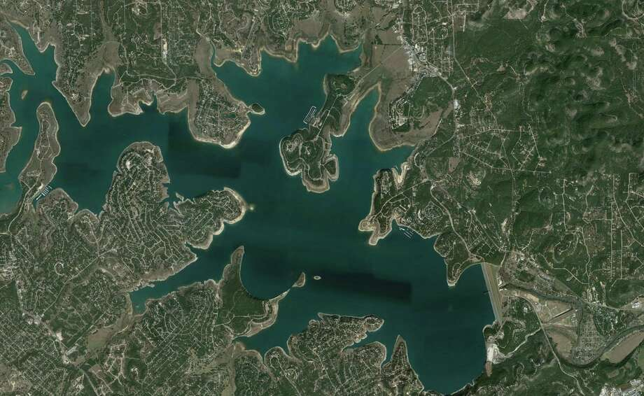 The Comal County Sheriff's Office is investigating the drowning of man at Canyon Lake earlier this week. The photo shows a map of Canyon Lake. Photo: Google Earth / 2015 Google Earth